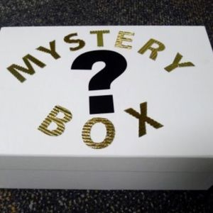 Large mystery box! Filled to the brim!